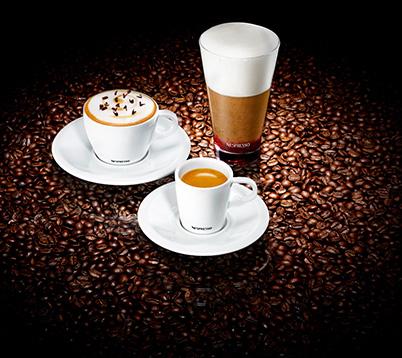 Dégustation café chez Nespresso