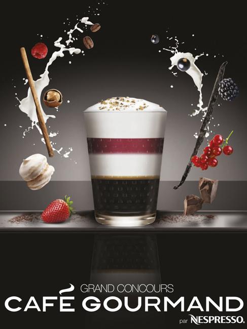 Concours café gourmand Nespresso