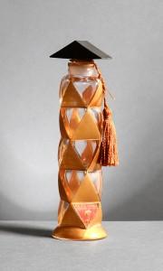 Le beau flacon de l'Arlequinade passé dans la vente Coutau Bégarie