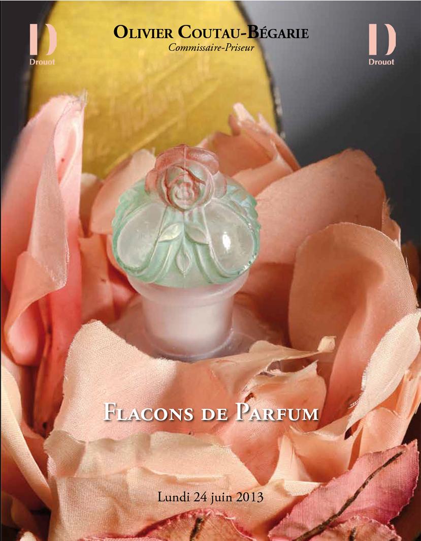 Flacons de Parfum chez Coutau Bégarie
