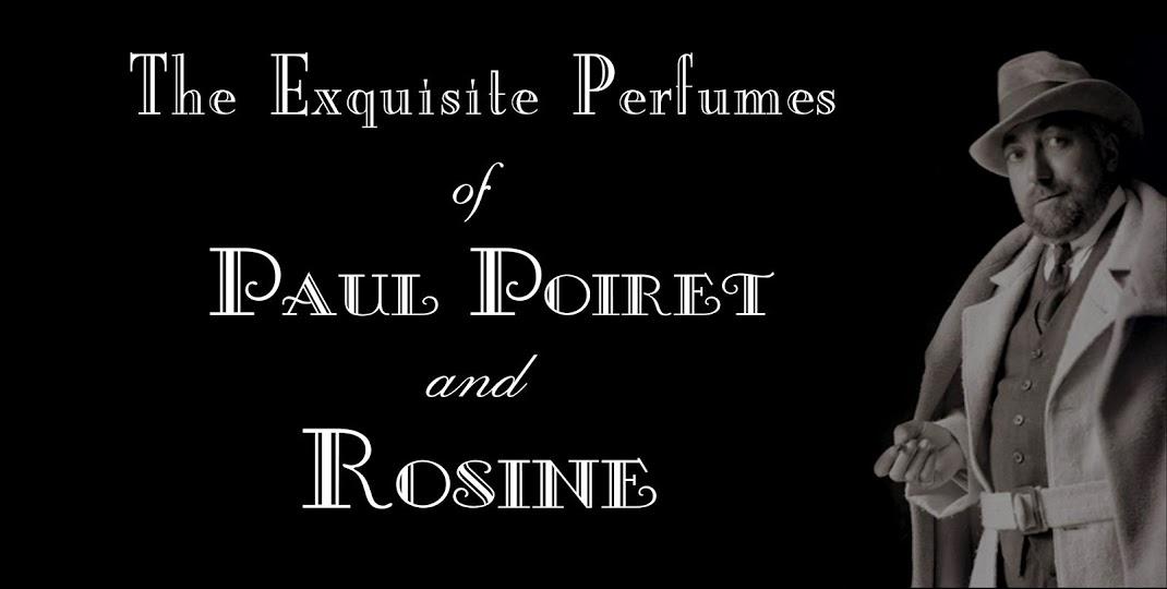 Où sentir les parfums Paul Poiret ?