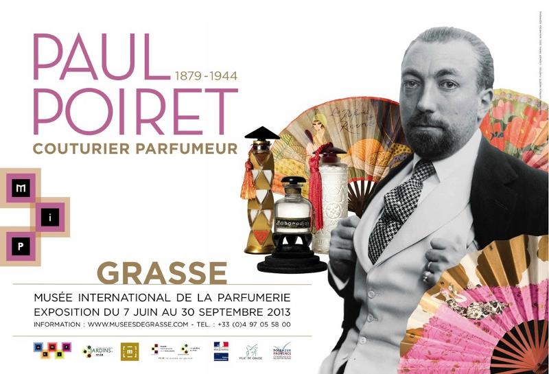 Exposition Paul Poiret au MIP à Grasse
