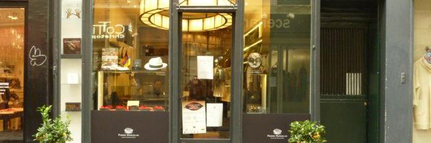 Pierre Marcolini, a ouvert au 78 rue du Bac