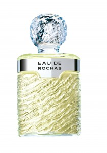 Cette Eau de Rochas est l'oeuvre du parfumeur de Rochas à l'époque Nicolas Mamounas