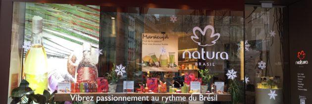Les produits Natura Brasil à Paris