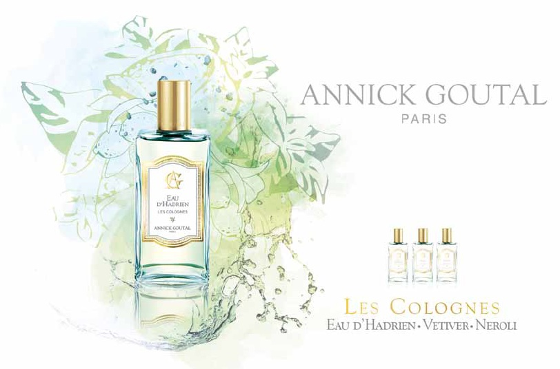 Parfums frais féminins chez Annick Goutal