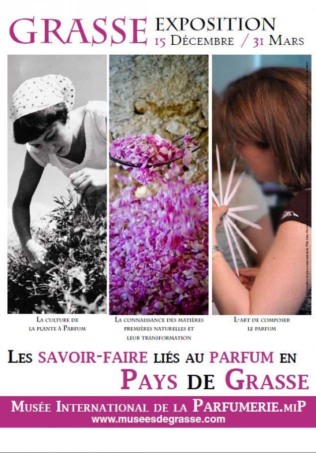 Les savoir-faire liés au parfum à Grasse s'expose au MIP