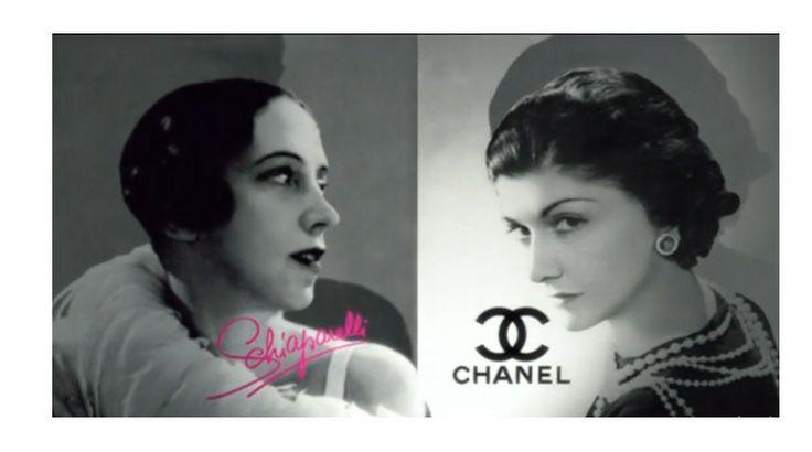 Chanel vs Schiaparelli, le Noir et le Rose