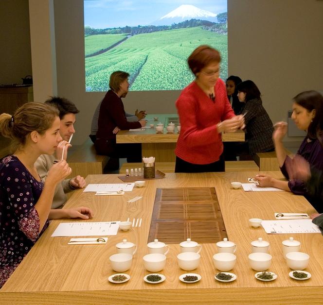 Carine Baudry du Palais des Thés raconte sa passion du thé
