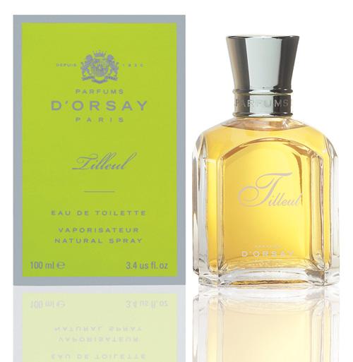 Tilleul raconté par les Parfums d'Orsay