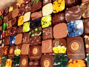Chocolat P Pascoet