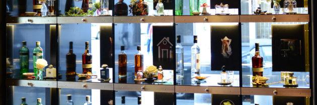 Le bar Fragrances à Berlin