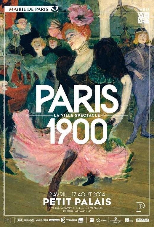 Paris 1900, la ville spectacle au Petit Palais