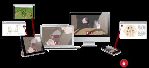 wine academy interactive videos