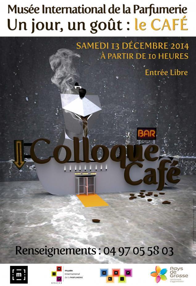 Un jour, un goût : le café au MIP à Grasse