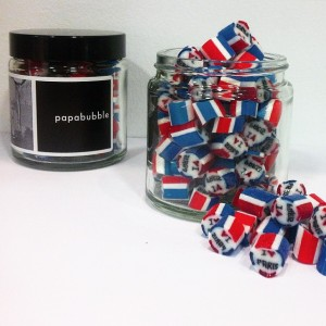Une boite de bonbon - Papabubble