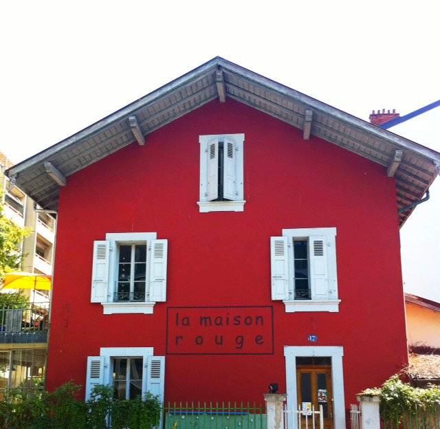 Maison rouge for A la maison rouge