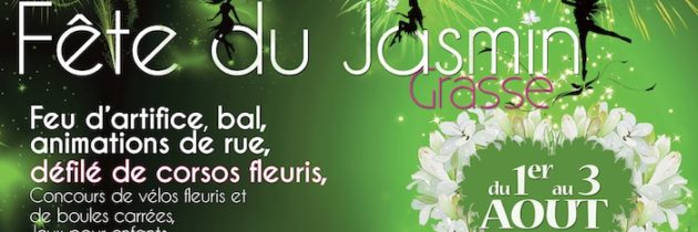 La fête du jasmin à Grasse
