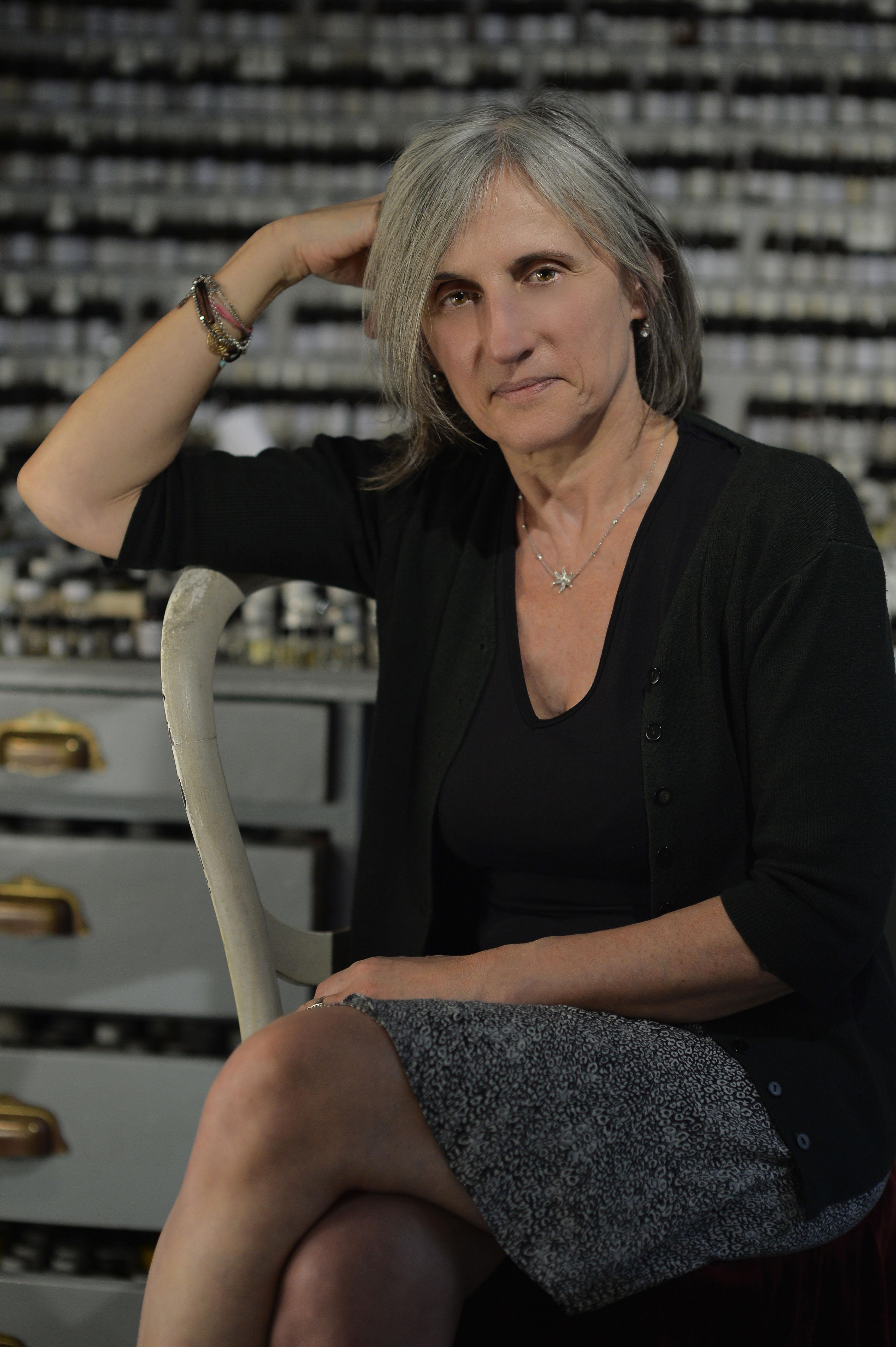Isabelle Doyen, parfumeur chez Annick Goutal