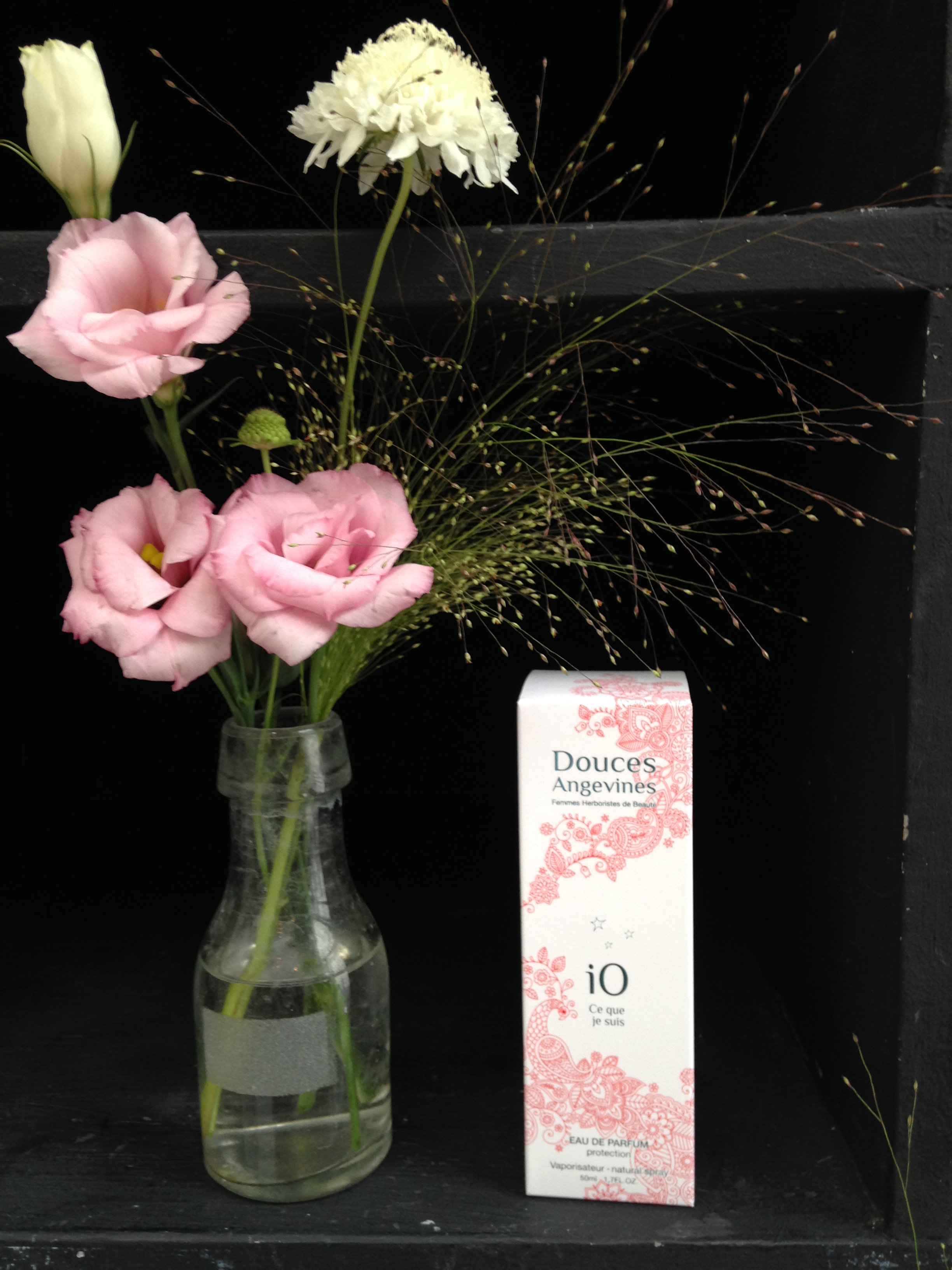 L'Eau de parfum IO, un parfum pour se rapprocher de soi
