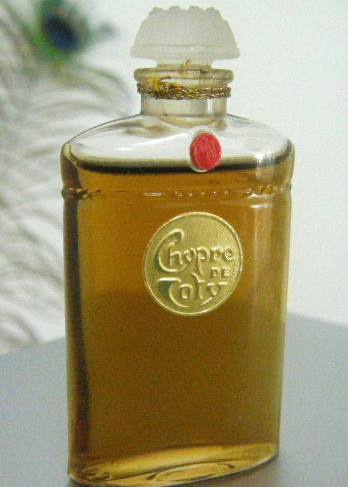 Comment Reconnaître Un Parfum Chypre Faire Le Tour Du Monde En