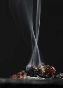 Des fumées du Kyphi