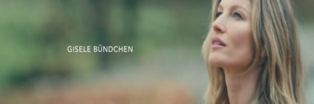 Les émotions olfactives de Gisèle Bündchen