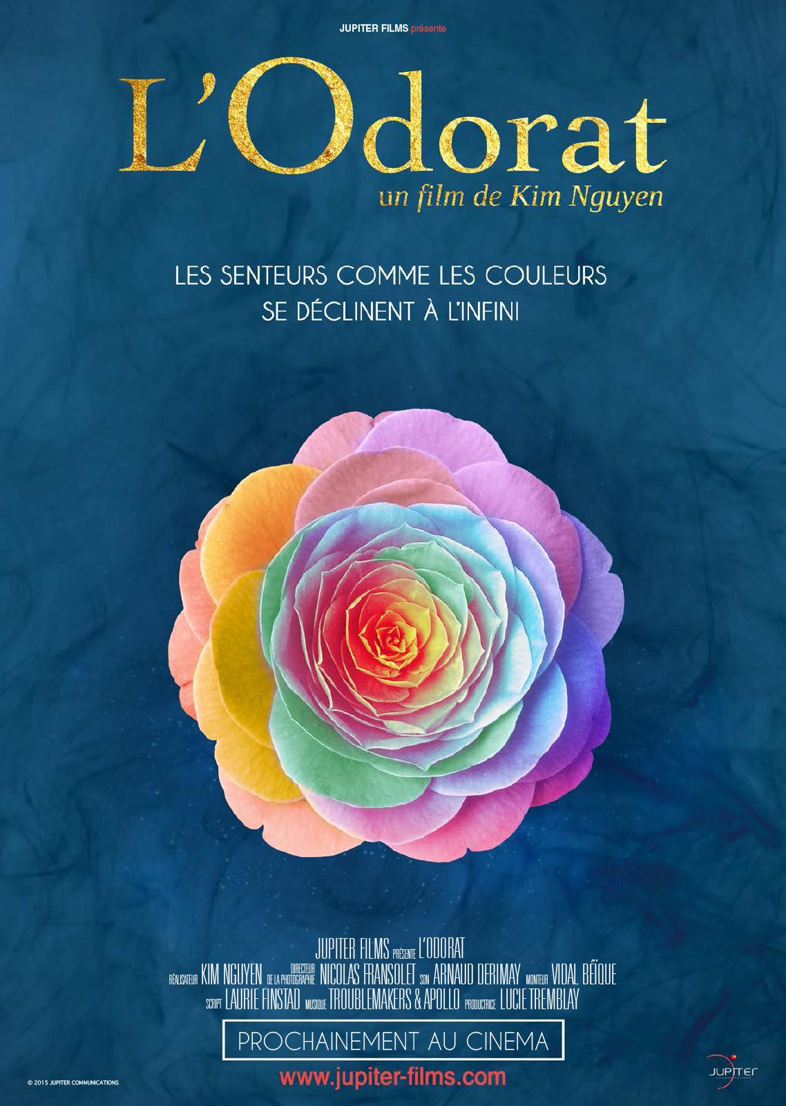L'odorat, un film de Kim Nguyen, en salle le 10 février