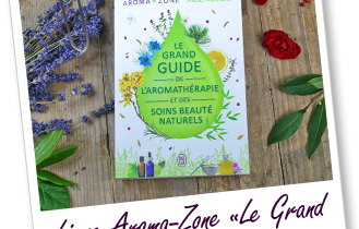 Aroma-Zone publishes Aromatherapy Guide