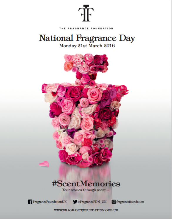 The British celebrate the National Fragrance day
