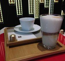 Recette du jour Nespresso : une noisetine