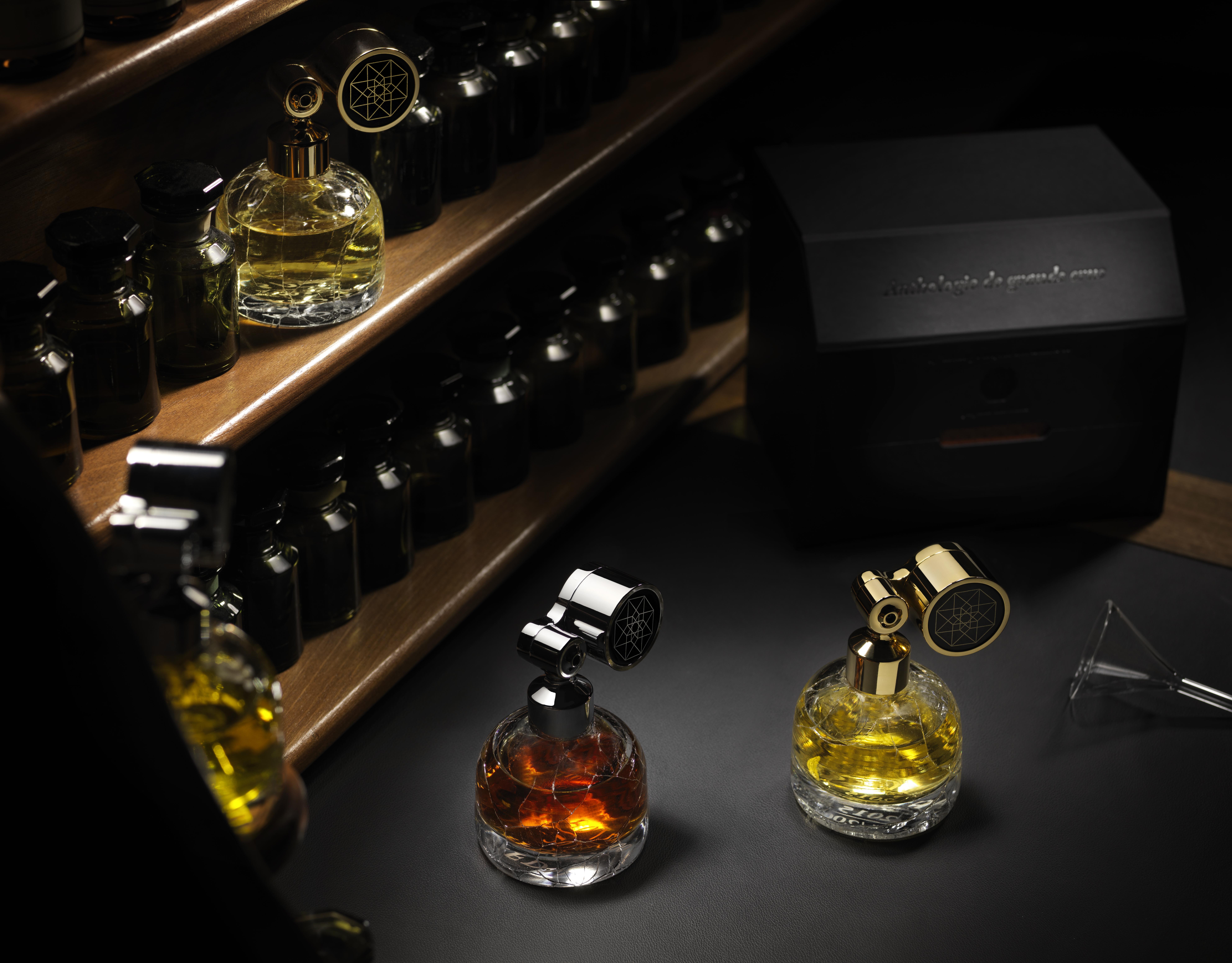 L'Atelier Français des matières launches its first perfume collection
