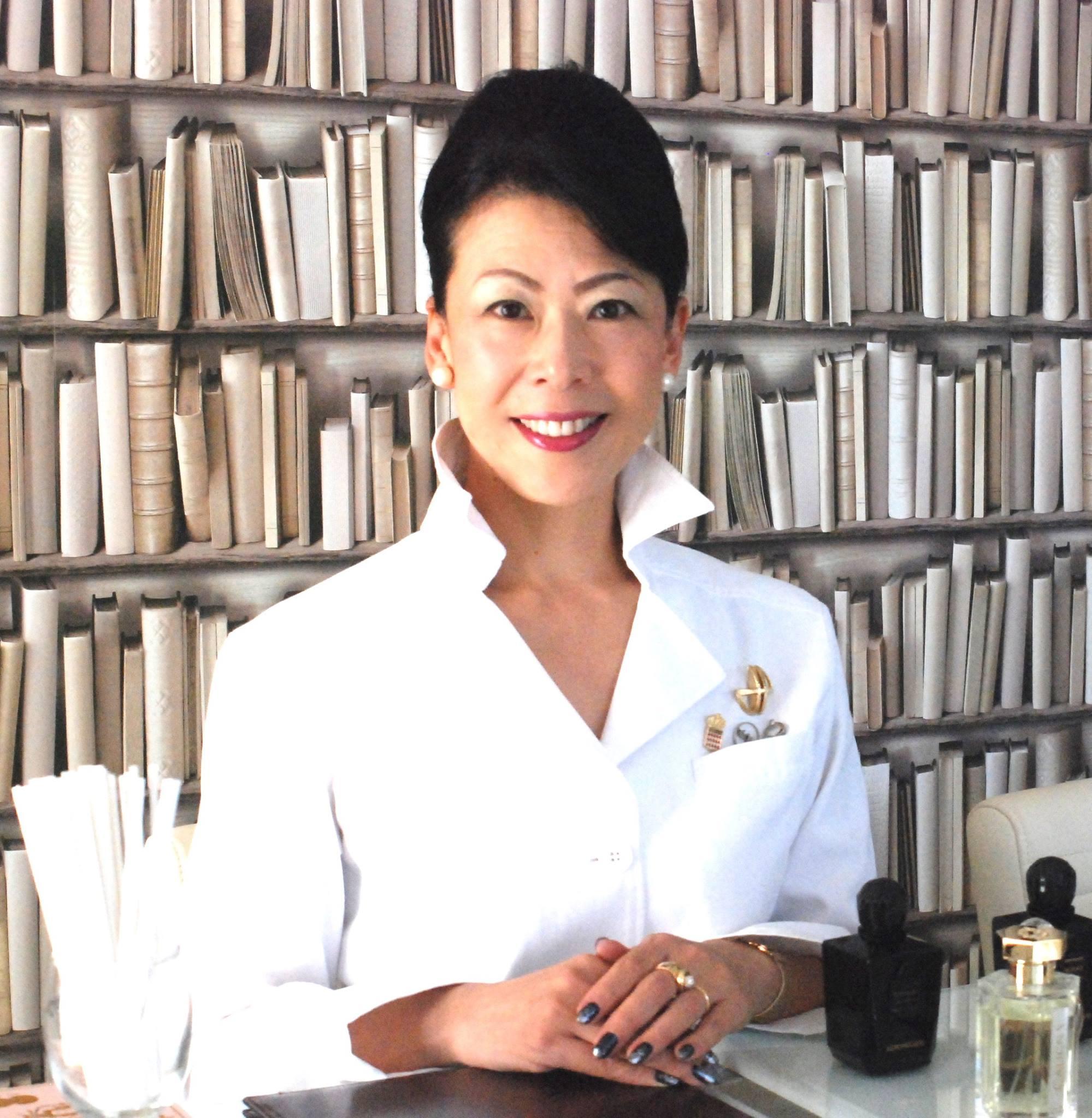 Ma rencontre avec Yumi Jibiki, une passionnée de parfum