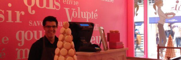 Vivre une expérience inédite au pop-up store Ladurée