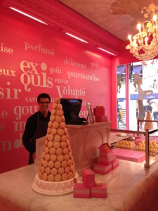 Pop-up Store Laduree