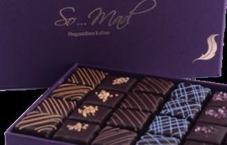 Fragrandises Somad au Salon du Chocolat
