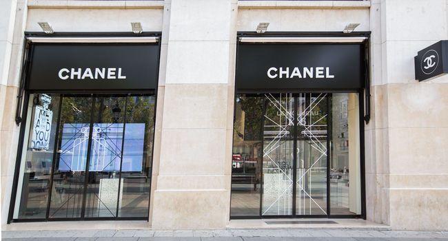 Chanel Beauté ouvre sur les Champs-Elysées