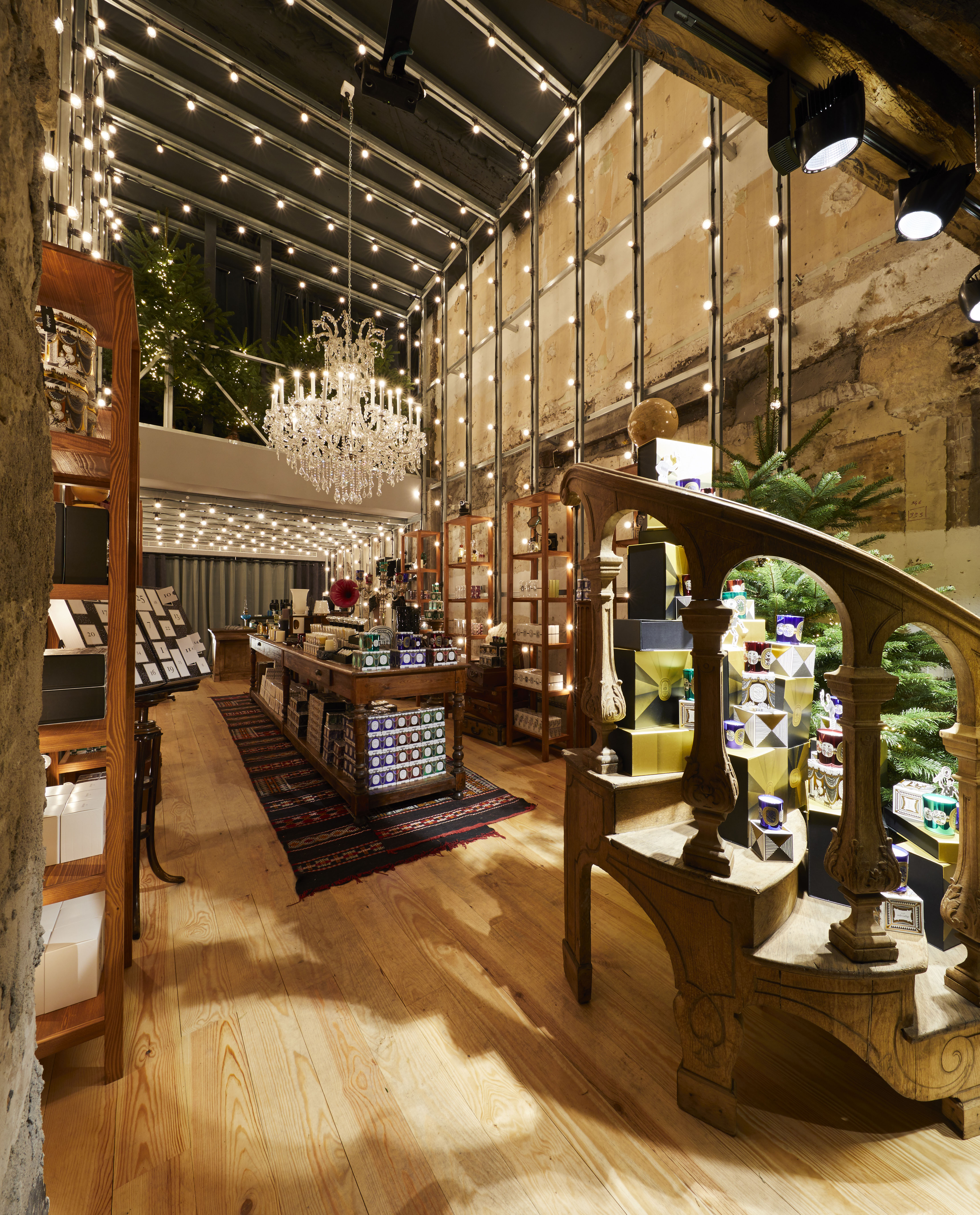 Diptytique suit la tendance des pop-up stores