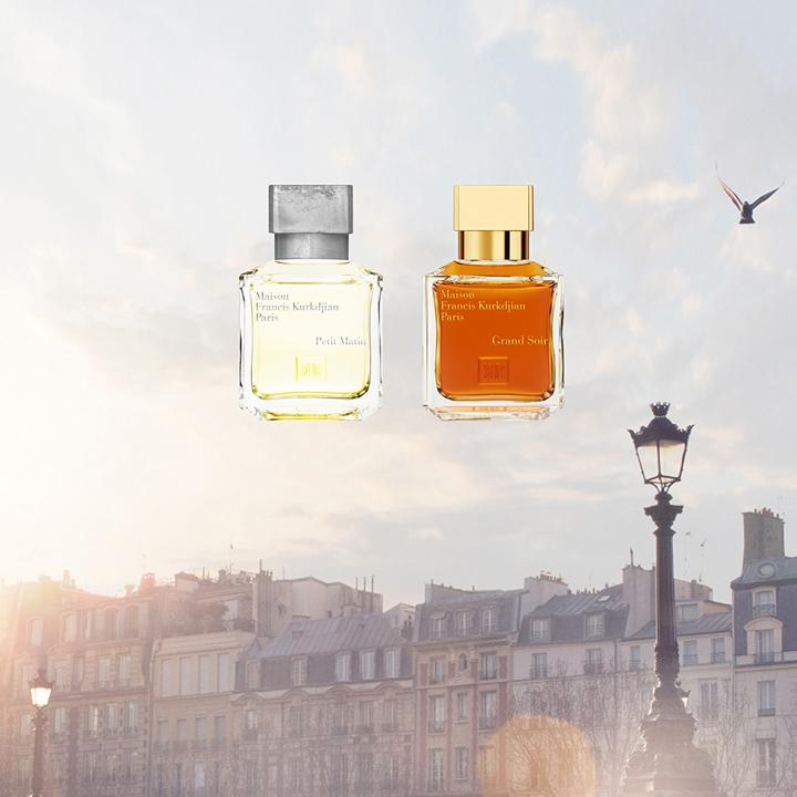 francis kurkdjian met paris en parfum faire le tour du monde en parfums. Black Bedroom Furniture Sets. Home Design Ideas