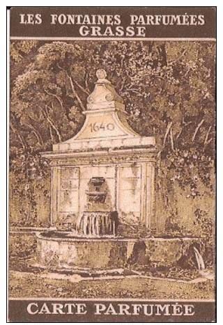 Connaissez-vous l'histoire des Fontaines Parfumées ?