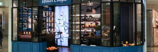 Atelier Cologne ouvre une boutique à Habour City Hong Kong