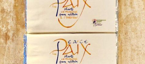 Le chocolat de la paix en pays de Grasse
