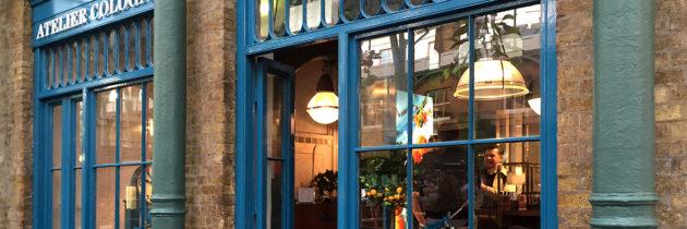 Atelier Cologne ouvre une boutique à Londres
