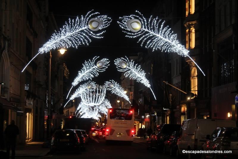 Weekend de shopping Noël Londres