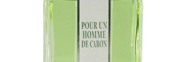 Fenêtre 15 Pour un homme des Parfums Caron