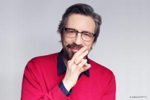 Jean-Benoit Patricot, l'auteur @ Ludovic Baron