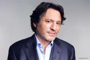 Pierre Cassignard, le parfumeur @Ludovic Baron