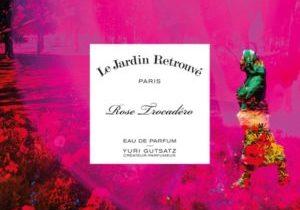 Rose Trocadéro by Le Jardin Retrouvé