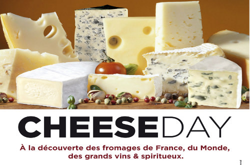 2ème Edition du Cheese Day à Paris