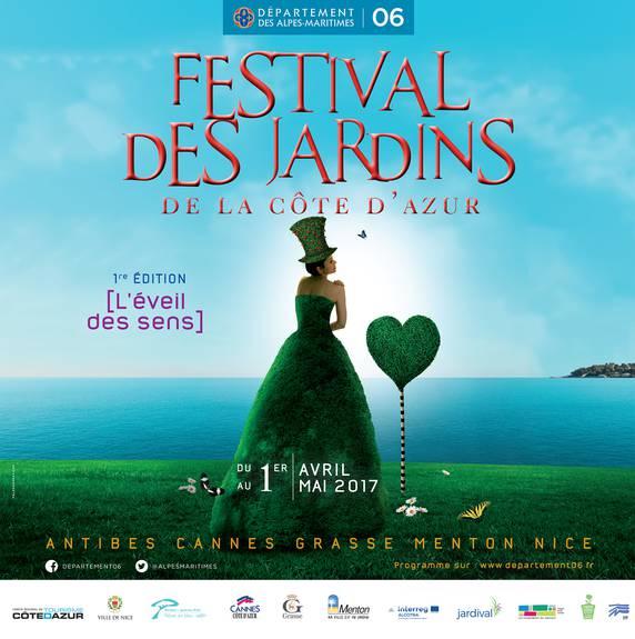 Le OFF parfum du Festival des Jardins de la Côte d'Azur